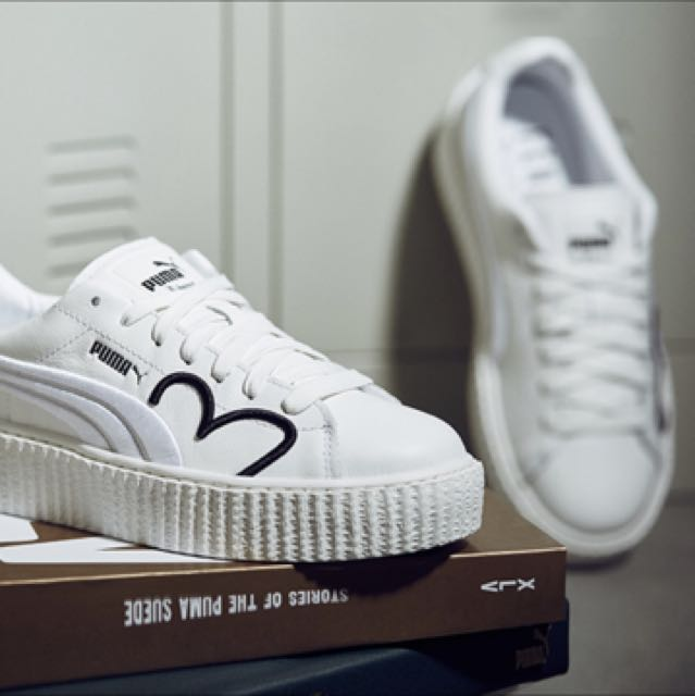 newest collection dc80f 93efe Puma Fenty Clara Lionel Creeper on Carousell