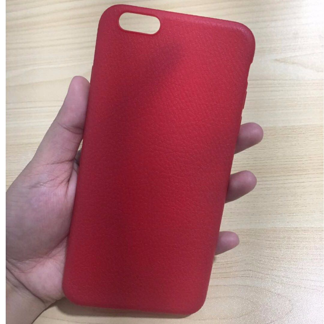 Red iPhone 6+/6S+ Case