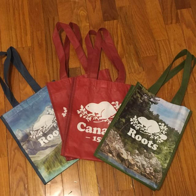 ROOTS 環保/購物袋