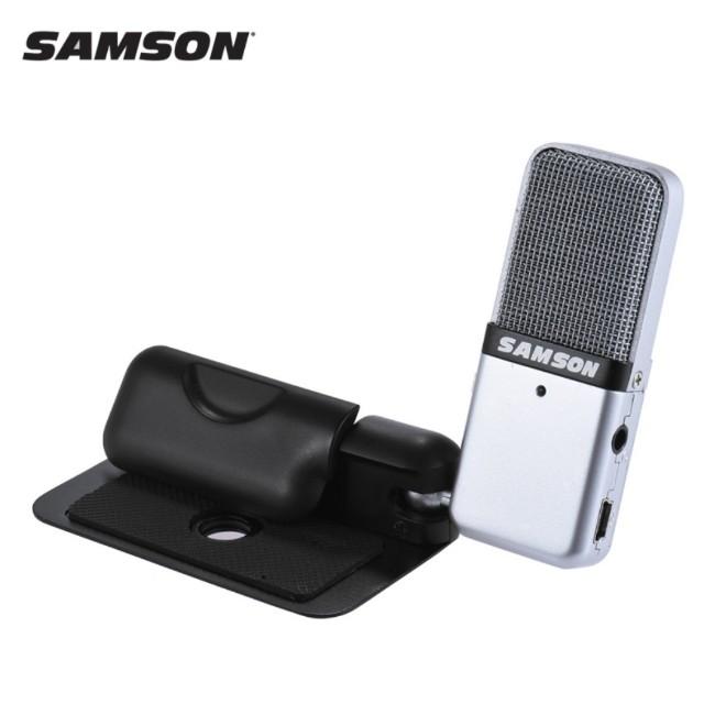 samson go mic condenser kit with bag for computer laptop music rh sg carousell com Dragon Dictation by Samson Go Mic Samson Go Mic Laptop