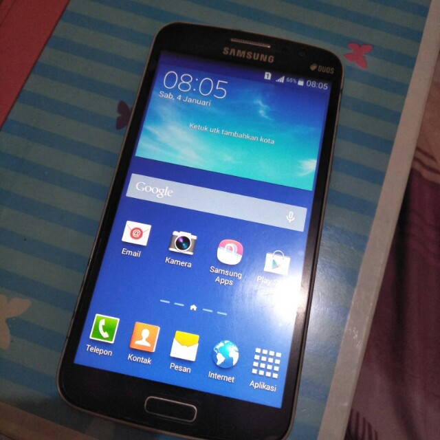 Samsung Galaxy Grand 2 Hitam