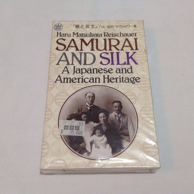 Samurai and Silk: A Japanese and American Heritage