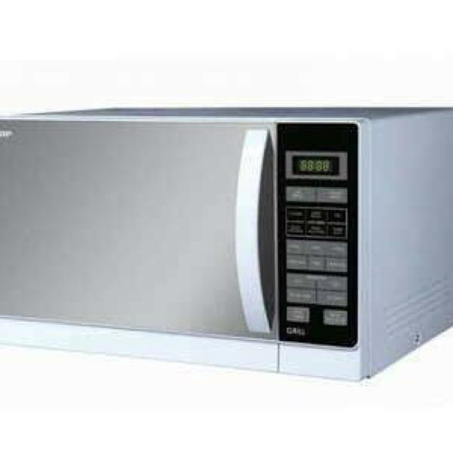 Sharp Microwave Oven Grill R-728 (W)