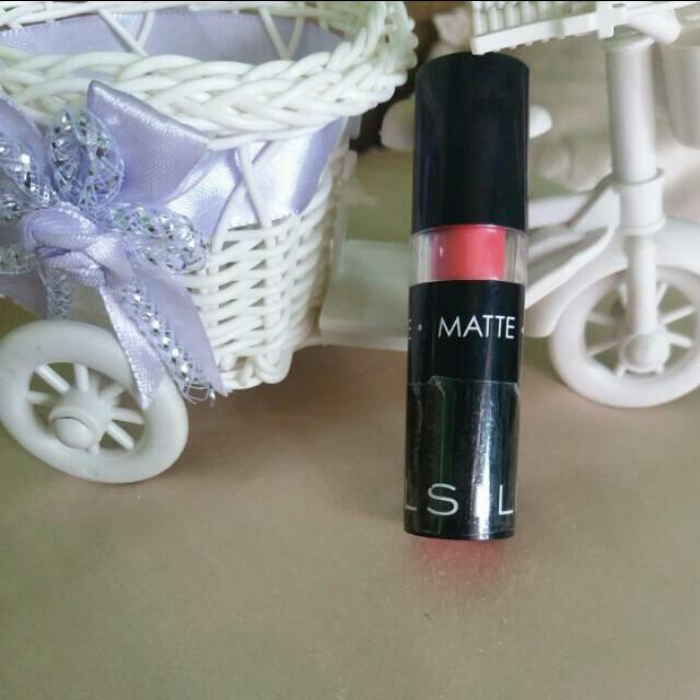 Silkygirl matte lipstick