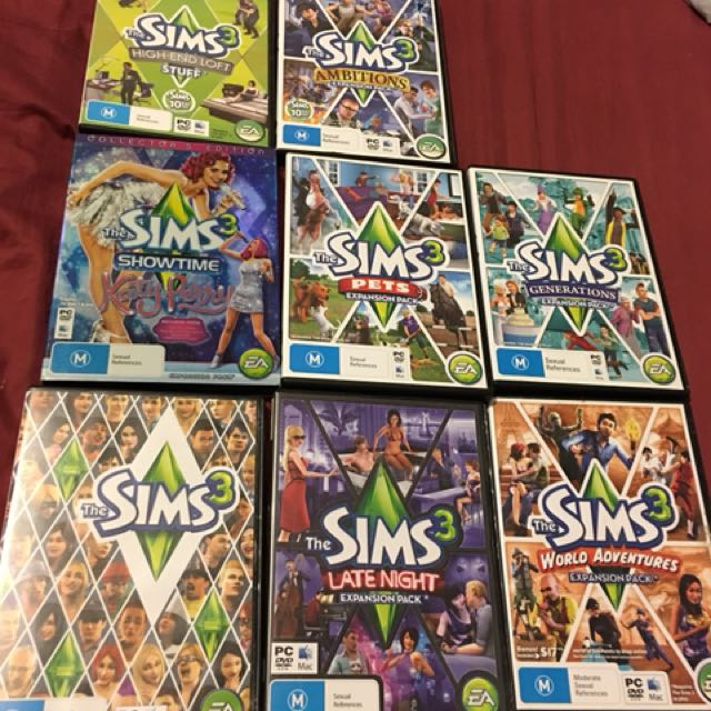 Sims 3 Games