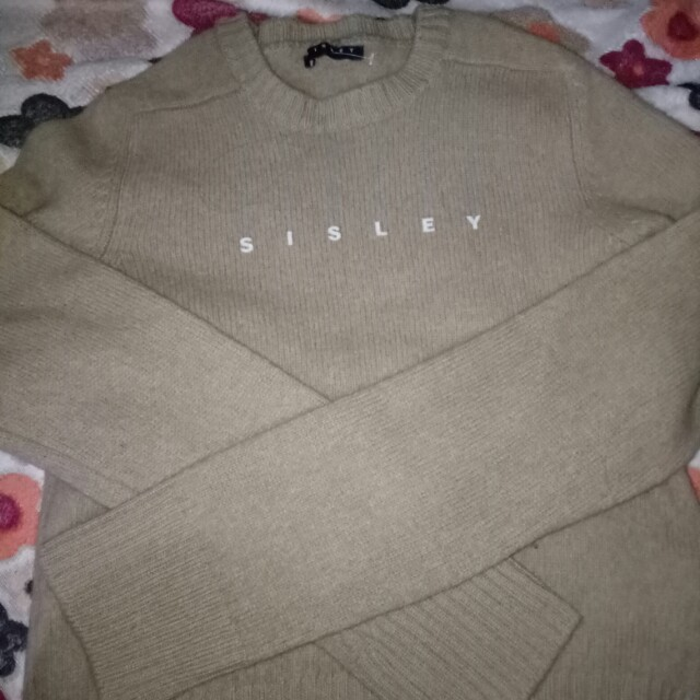 Sisley sweater for kids