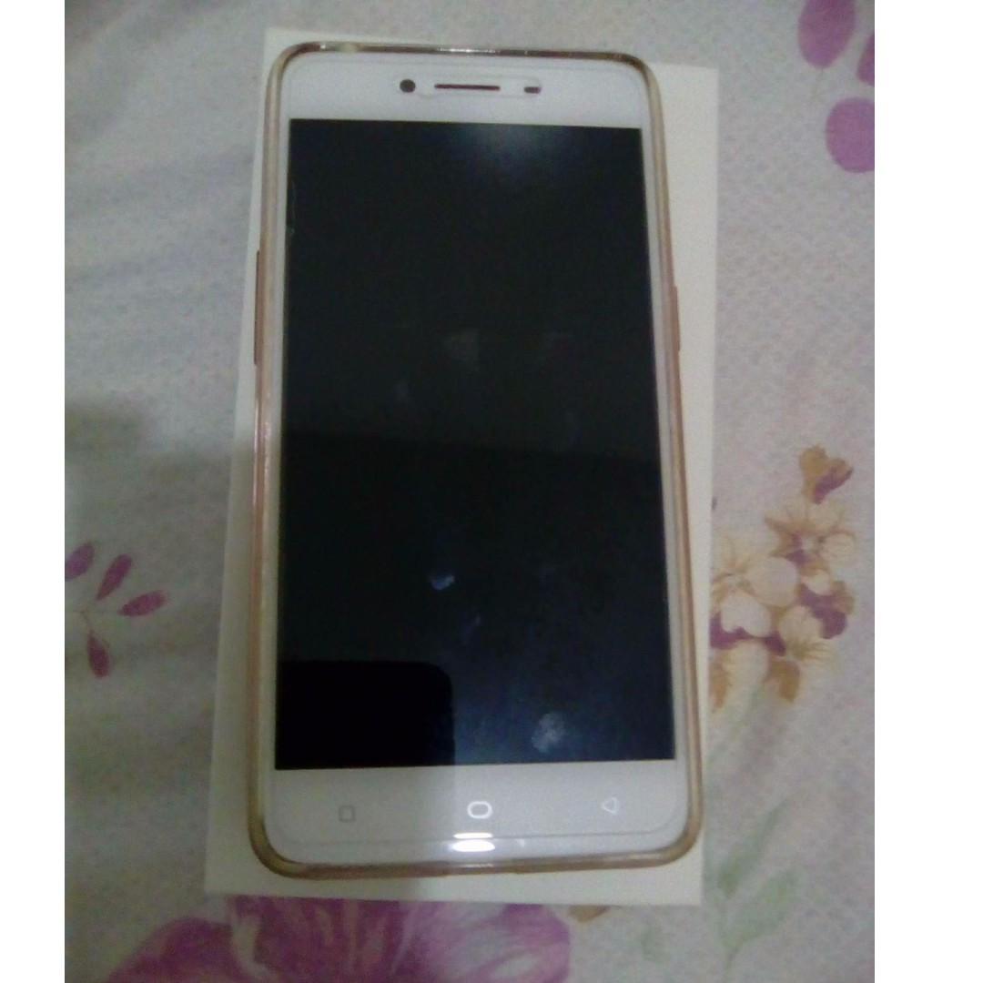 Slightly Used Oppo A37f Rose Gold Good As New Mobile Phones Vivo V5 Plus 4 64gb Tablets On Carousell