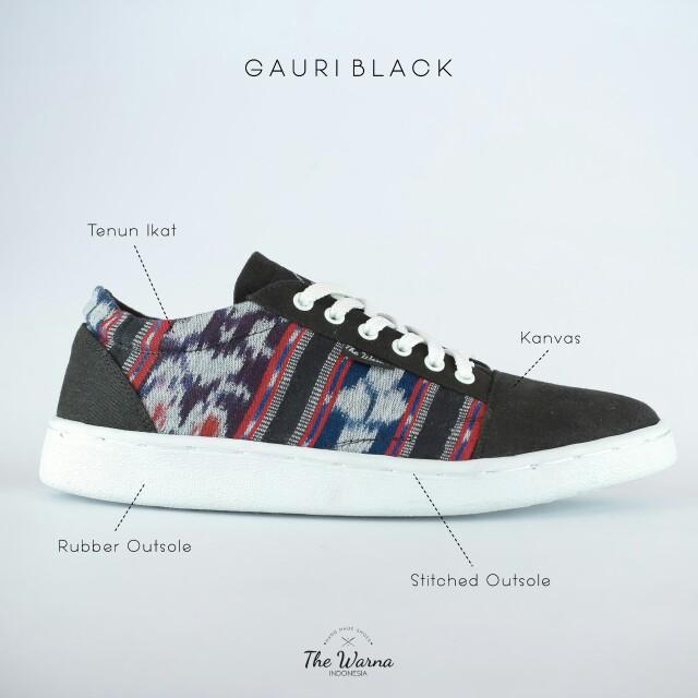 Sneakers Etnik GAURI BLACK