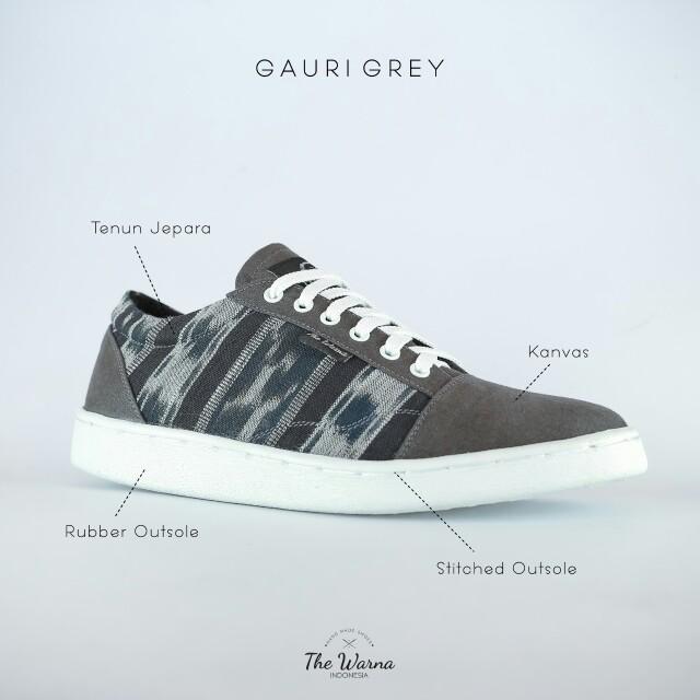 Sneakers Etnik GAURI GREY