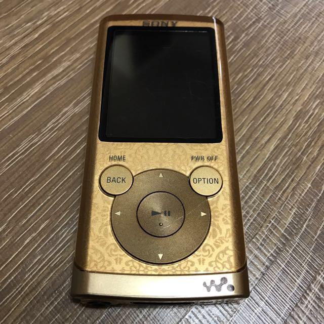 SONY 數位多媒體播放器 MP3