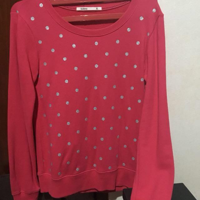 Sweater Baleno Woman Pink