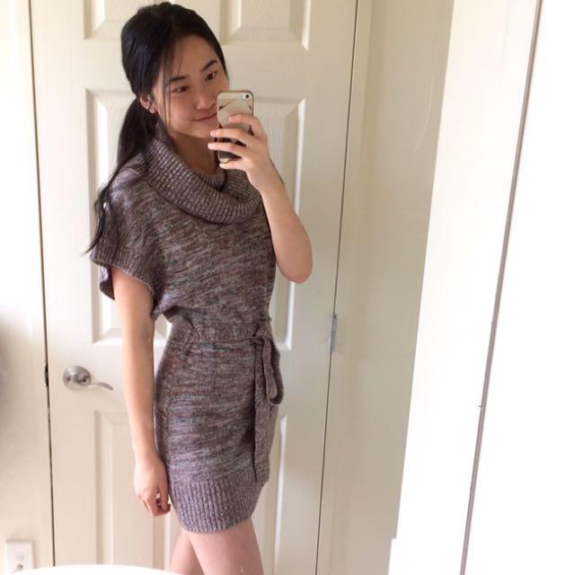 Sweater Dress Size M