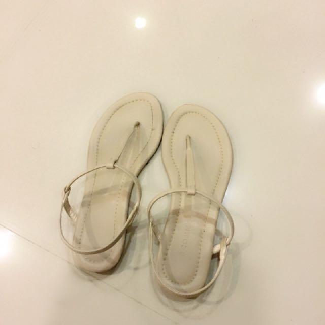 正韓T字涼鞋