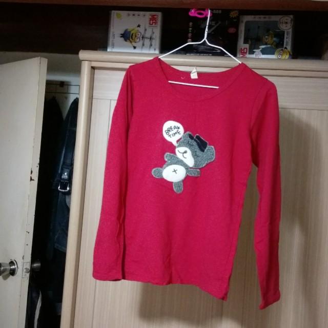 韓國製T恤