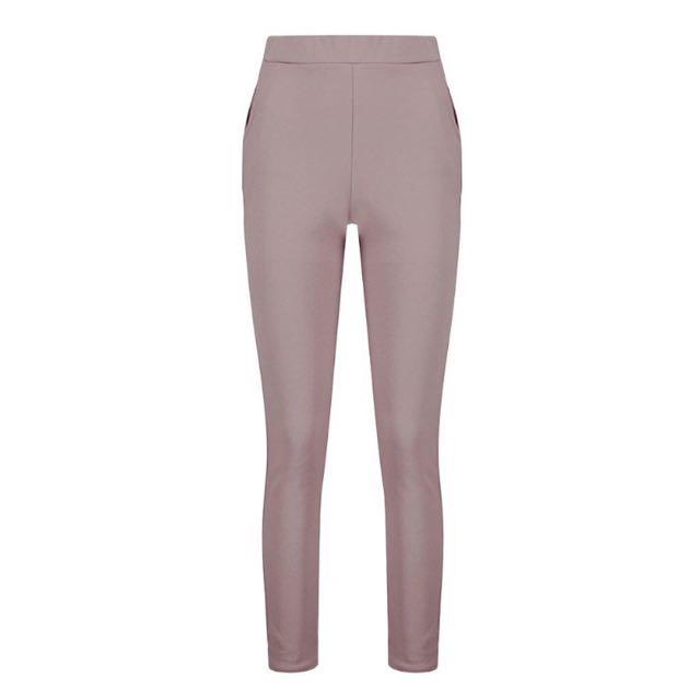 Taupe Pants