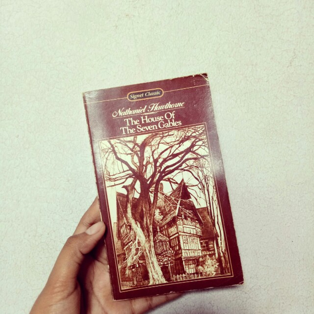 The House of Seven Gables Book