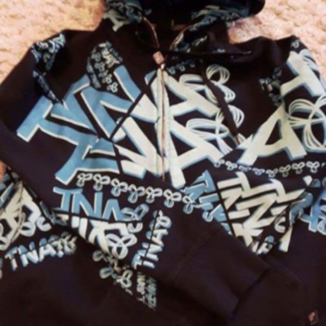 TNA size medium hoodie