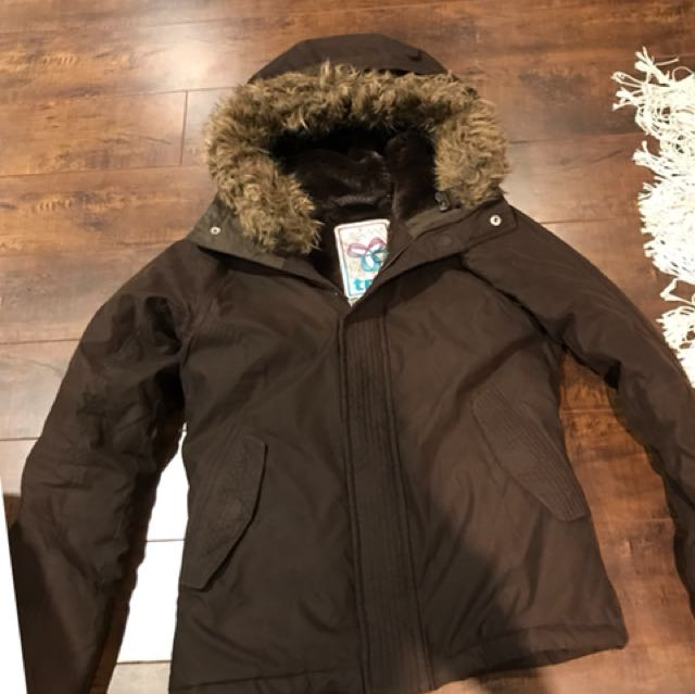 TNA winter jacket size small
