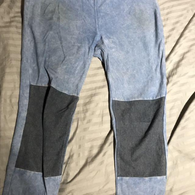 Top shop leggings