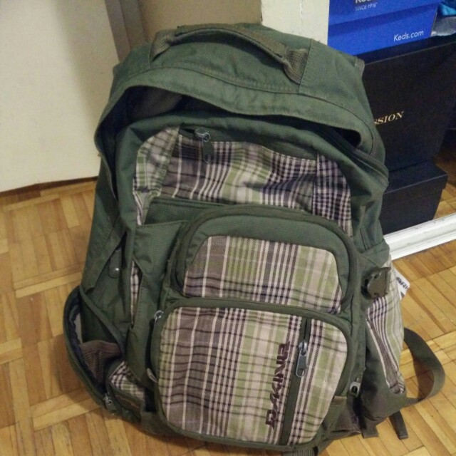 Trackers backpack