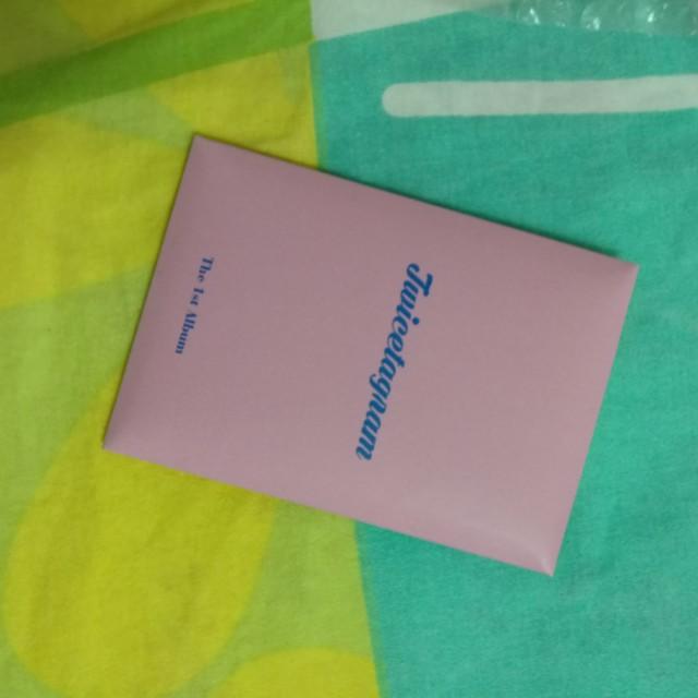 Twice preorder card