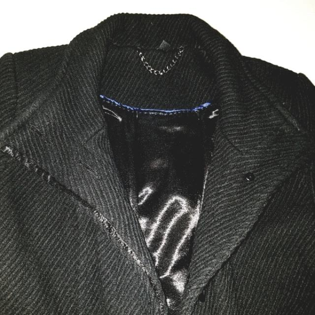 Used. Perfect condition. 10/10 Bought in Le Chateau outlet for $65  Color Is BLACK! (light Pics Due To Light And Camera) No Stain No Rips No Damage