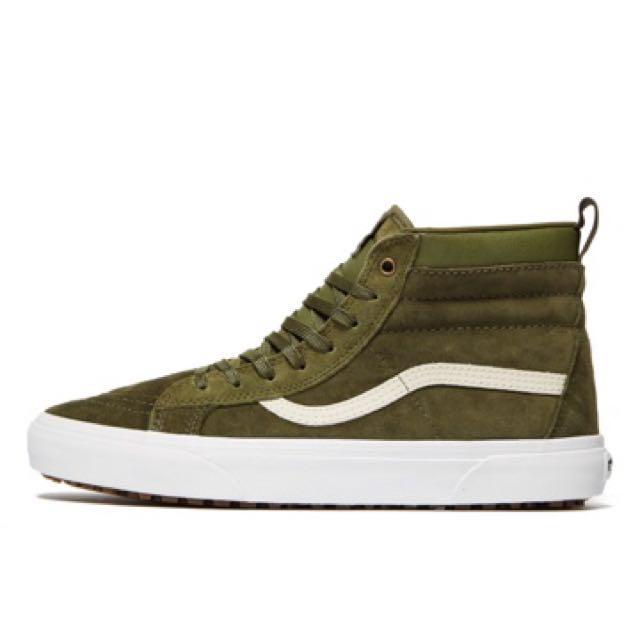 cc1a53ee18 Vans SK8-Hi MTE ( Green )