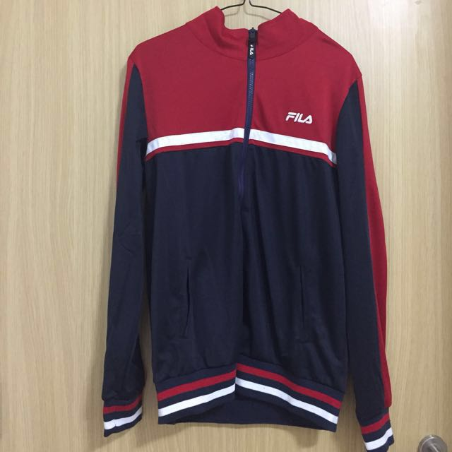 Vintage 90's Fila Original Jacket ( brand new )