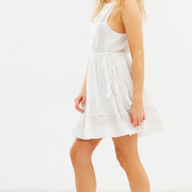 white dress small #dresaflashsale