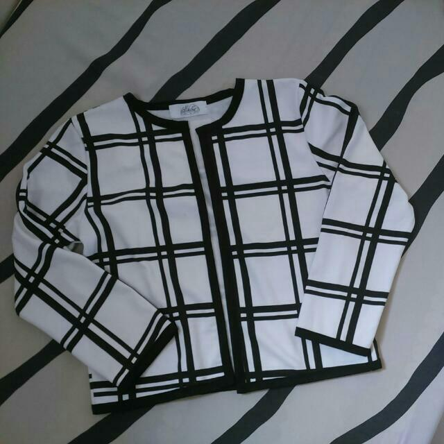 Women Casual Blazer Long Sleeves