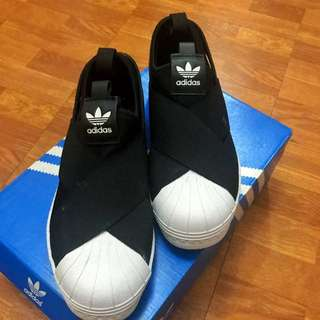 TURUN HARGA (Adidas - Superstar slip on)