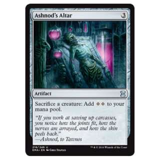 1 x Ashnod's Altar (Eternal Masters) - Magic The Gathering MTG (Playset available)