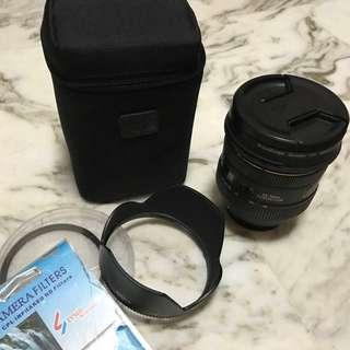 Sigma 24-70mm 2.8 IF EX DG HSM (Nikon Mount)