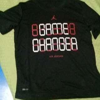 Authentic Over Run Jordan Dri Fit Shirt