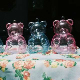 Bear Candy Container