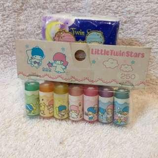 1997 擦膠 彩虹 twin Stars