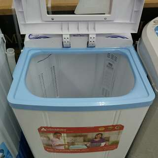 6.2 Kg. Brand New Washing Machine Single Tub 5yrs. Warranty Hanabishi Top Load Washer