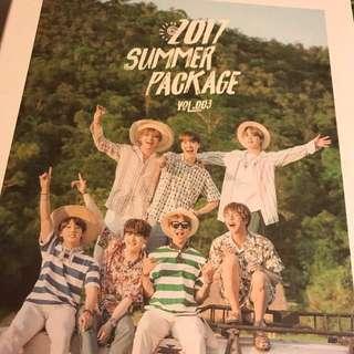 BTS Summer Package 2017