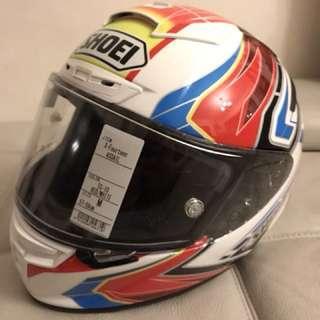 Shoei X-14 頭盔,M碼 arai agv