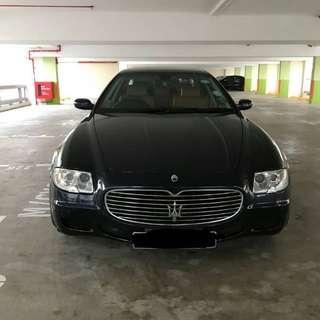 Maserati Quattrapote 4.2
