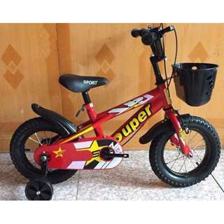 Super Sport Bike Bicycle for Kids