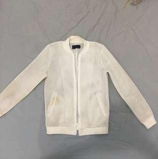 Boomber jacket jaring zalora