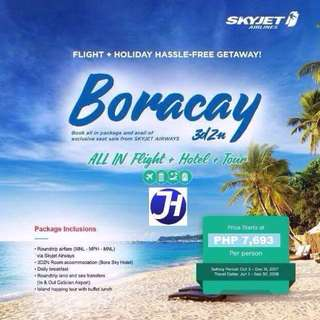 Boracay ALL IN!