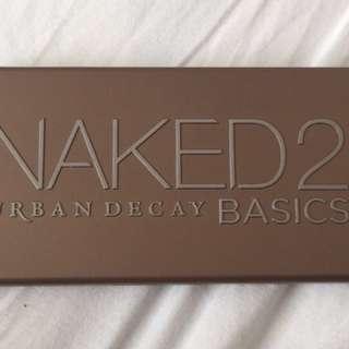 Naked 2 Basics Eye Shadow Palette
