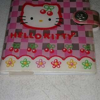 Hello kitty sanrio original japan card holder