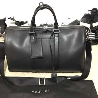 Pedro Travel/Gym/Duffle bag black