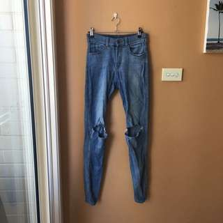 Dr Denim size 8
