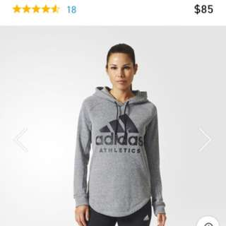 Size Small Adidas SPORT ID PULLOVER HOODIE