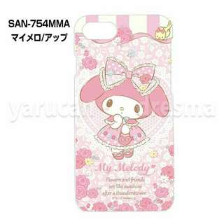 My Melody iPhone 8/ 7s /7 /6s /6 手機殼(軟殼)