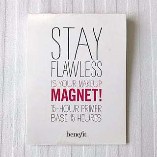 Benefit Stay Flawless 15-Hour Primer Sample